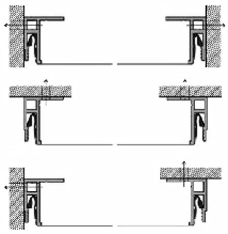 Есть некоторые особенности при монтаже натяжных потолков в помещениях, где стены выложены керамической плиткой.