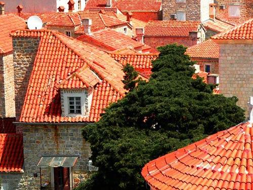Конструкции скатных крыш