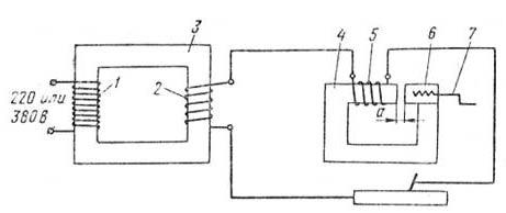 Схема электрическая принципиальная на тд-101ухл4